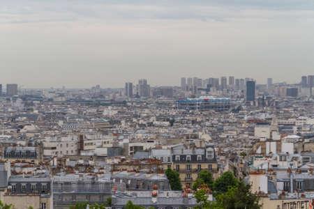 View on Paris Stock Photo - 16810902