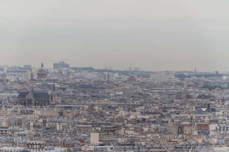 View on Paris photo