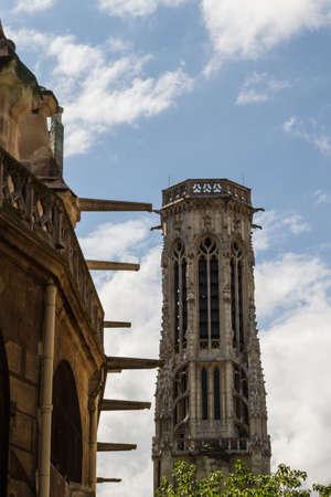 The Church of Saint-Germain-l'Aux errois, Paris, France Stock Photo - 16809360