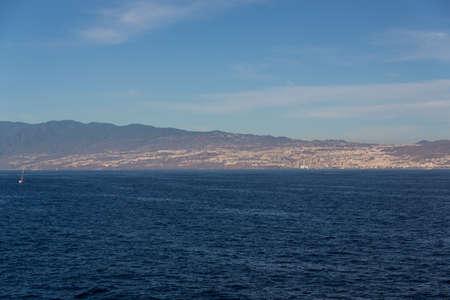 Cliffs of the Los Gigantes (Acantilados de los Gigantes) Tenerife, Spain Stock Photo - 16811029