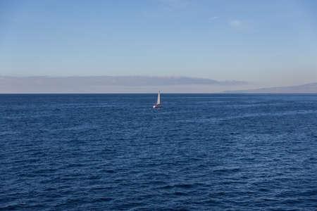 Cliffs of the Los Gigantes (Acantilados de los Gigantes) Tenerife, Spain Stock Photo - 16810965