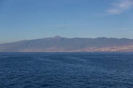 Cliffs of the Los Gigantes (Acantilados de los Gigantes) Tenerife, Spain Stock Photo - 16810996