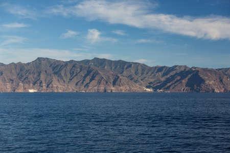 Cliffs of the Los Gigantes (Acantilados de los Gigantes) Tenerife, Spain Stock Photo - 16810913