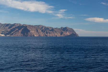 Cliffs of the Los Gigantes (Acantilados de los Gigantes) Tenerife, Spain Stock Photo - 16810915