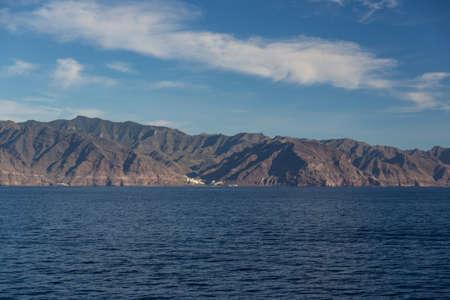 Cliffs of the Los Gigantes (Acantilados de los Gigantes) Tenerife, Spain Stock Photo - 16810741