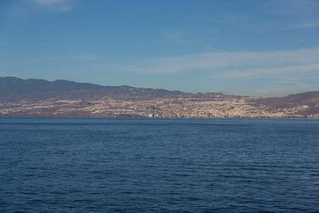 Cliffs of the Los Gigantes (Acantilados de los Gigantes) Tenerife, Spain Stock Photo - 16811657
