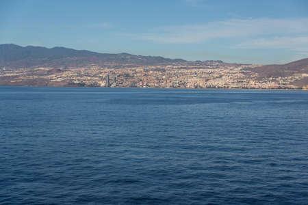 Cliffs of the Los Gigantes (Acantilados de los Gigantes) Tenerife, Spain Stock Photo - 16811906