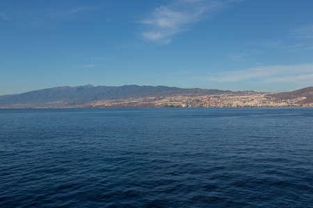 Cliffs of the Los Gigantes (Acantilados de los Gigantes) Tenerife, Spain Stock Photo - 16810961