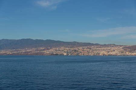 Cliffs of the Los Gigantes (Acantilados de los Gigantes) Tenerife, Spain Stock Photo - 16811655