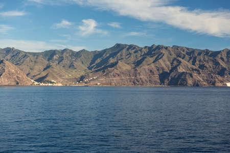 Cliffs of the Los Gigantes (Acantilados de los Gigantes) Tenerife, Spain Stock Photo - 16810999