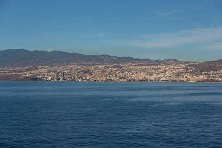 Cliffs of the Los Gigantes (Acantilados de los Gigantes) Tenerife, Spain Stock Photo - 16811146
