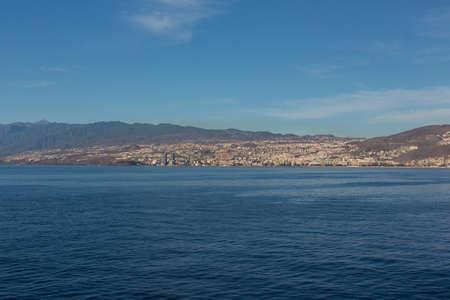 Cliffs of the Los Gigantes (Acantilados de los Gigantes) Tenerife, Spain Stock Photo - 16811684
