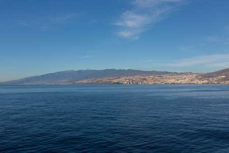 Cliffs of the Los Gigantes (Acantilados de los Gigantes) Tenerife, Spain Stock Photo - 16811016