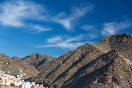 Cliffs of the Los Gigantes (Acantilados de los Gigantes) Tenerife, Spain Stock Photo - 16811678