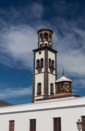 Church Nuestra Senora de la Concepcion - oldest church in Santa Cruz de Tenerife, Spain