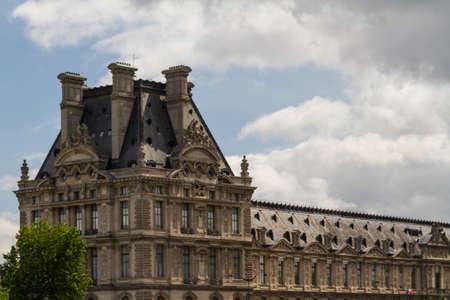 Historic building in Paris France Stock Photo - 16837787