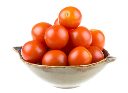Cherry tomatoes Stock Photo - 16897566