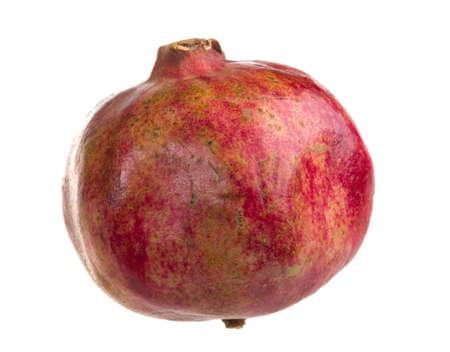 pomegranat: Ripe garnet closeup