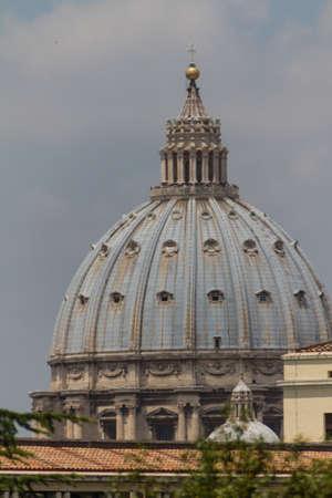 Basilica di San Pietro, Vatican City, Rome, Italy Stock Photo - 16898168
