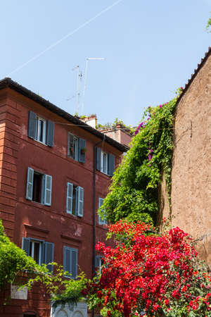 Trastevere District, Rome photo