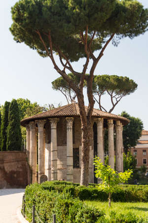 Rome - Vesta temple photo