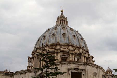 Basilica di San Pietro, Vatican City, Rome, Italy Stock Photo - 16898189