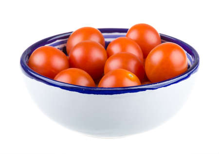 Cherry tomatoes photo