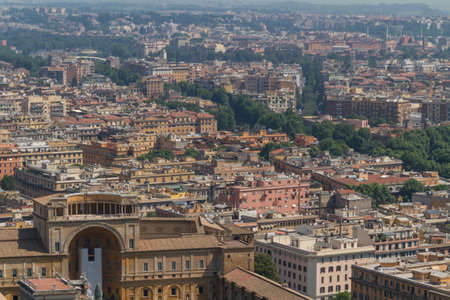 View of Rome, Italy Stock Photo - 17035201