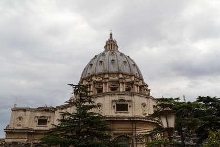 Basilica di San Pietro, Vatican City, Rome, Italy Stock Photo - 17033621