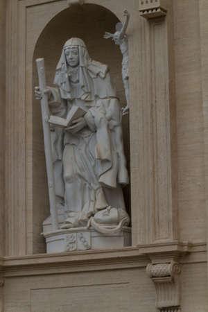 Basilica di San Pietro, Vatican City, Rome, Italy Stock Photo - 17089480