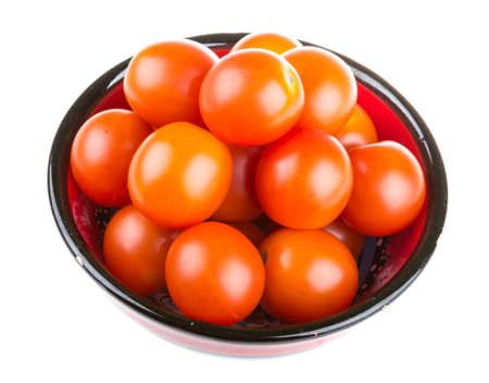 Cherry tomatoes Stock Photo - 17176317