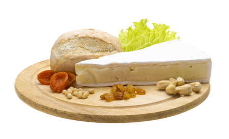 pedazo de queso Brie photo