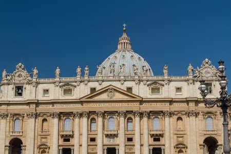 Basilica di San Pietro, Vatican City, Rome, Italy Stock Photo - 17242520