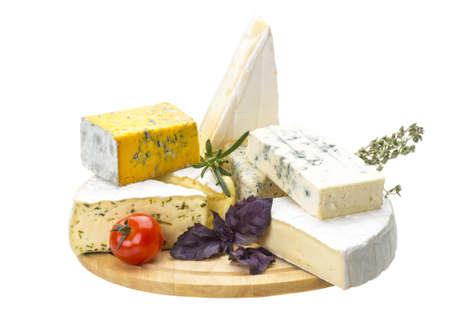 Variety Cheeses photo