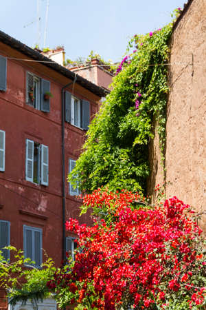 Trastevere District, Rome Stock Photo - 17387998