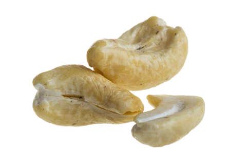 Ripe cashew Stock Photo - 17406759