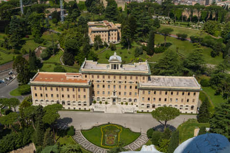Governorate of Vatican City State in Rome, Italy photo