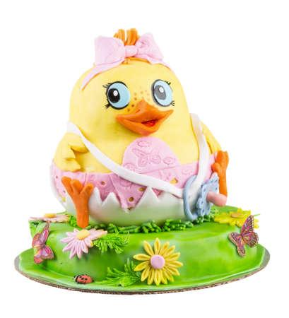 calorie rich food: Children cake Chicken