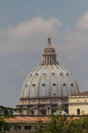 Basilica di San Pietro, Vatican City, Rome, Italy Stock Photo - 18361213