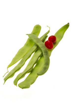 Green bean Stock Photo - 18901791