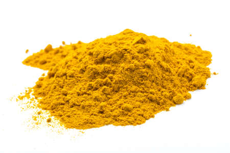 tumeric: tumeric macro studio shoot isolated
