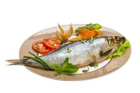 Ripe herring Stock Photo - 19627328