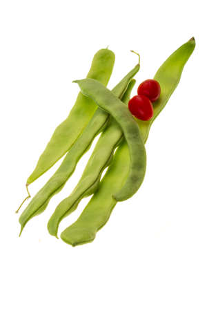 Green bean Stock Photo - 19793662