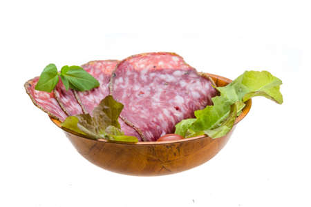 Salchichin salami Stock Photo - 20102920