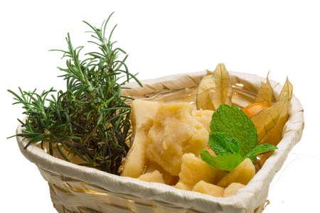 estonian: Hard estonian cheese
