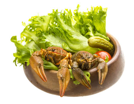 crustacea: Boiled Fluvial