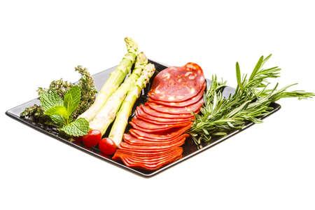 chorizo: Chorizo - spanish sausages