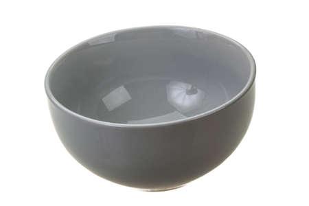 stodio: Grey bowl stodio isolated shoot