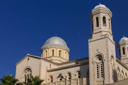 limassol: Limassol Cathedral Church in Cyprus