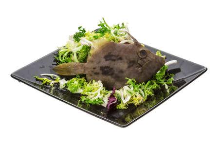 skin diving: Fish Pesce San Pietro
